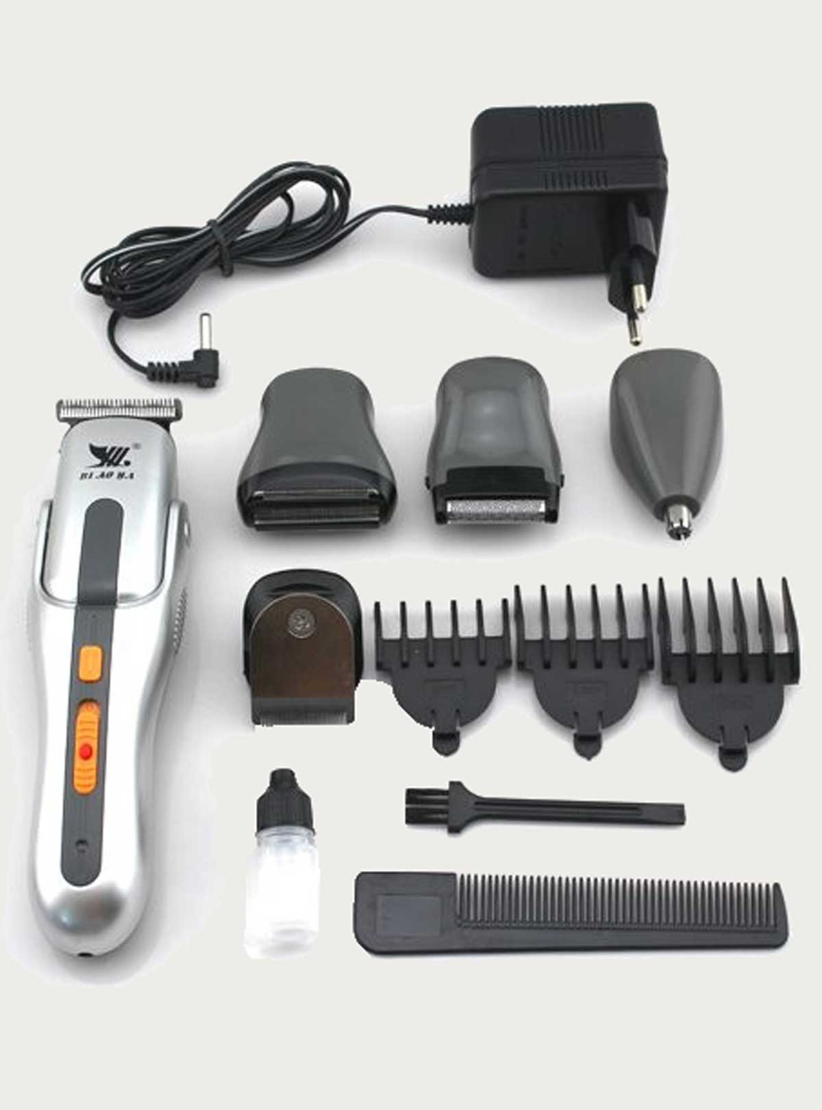 Kemei 8 in 1 Grooming Kit Shaver/Trimmer And Nose Trimmar