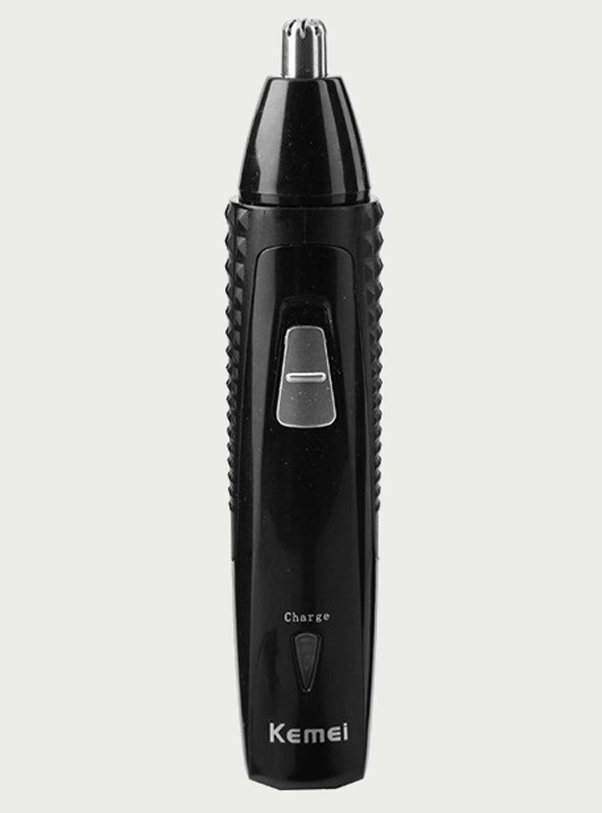 Kemei KM-309 Rechargeable Waterproof 3 in 1 Nose and Ear Trimmer