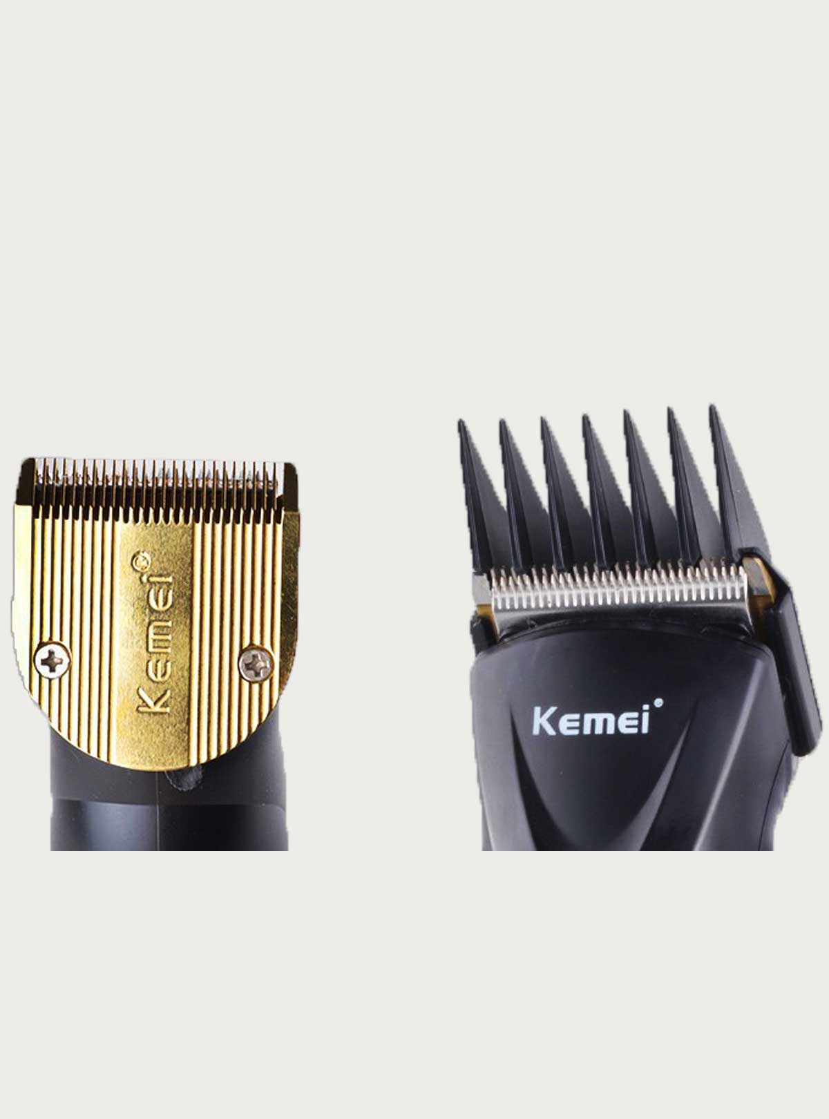 Waterproof Electric Trimmer For Men KEMEI KM 4003