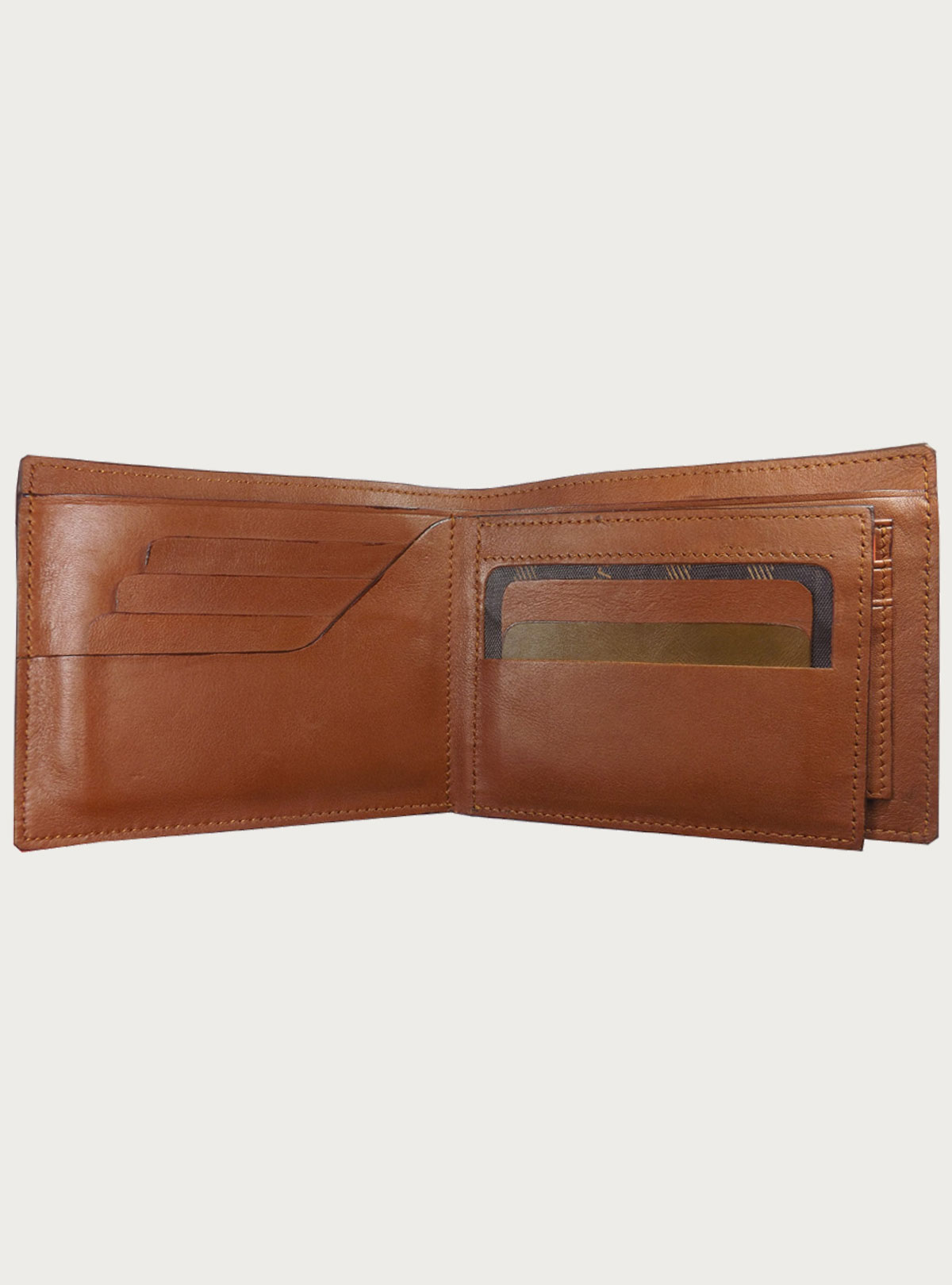 Louis Vuitton 3 part Leather Wallet AR75