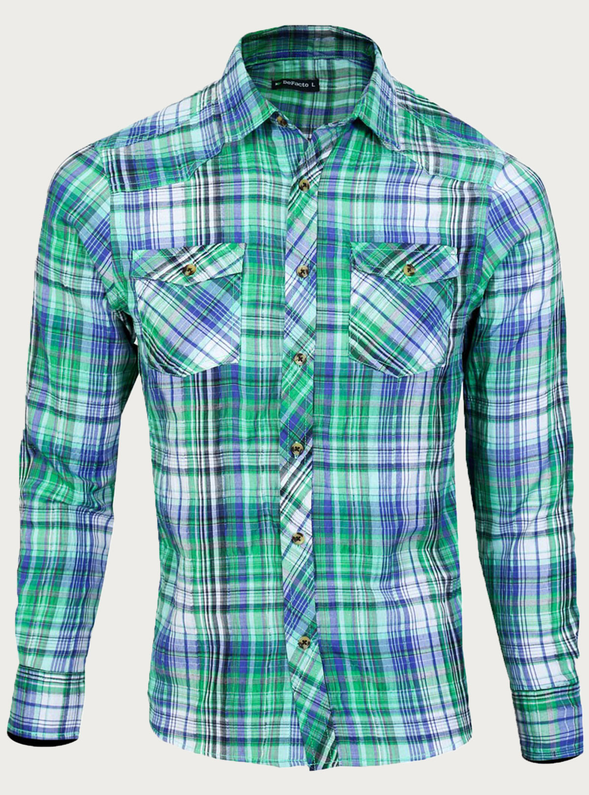 STYLISH CASUAL SHIRT BY-DEFACTO