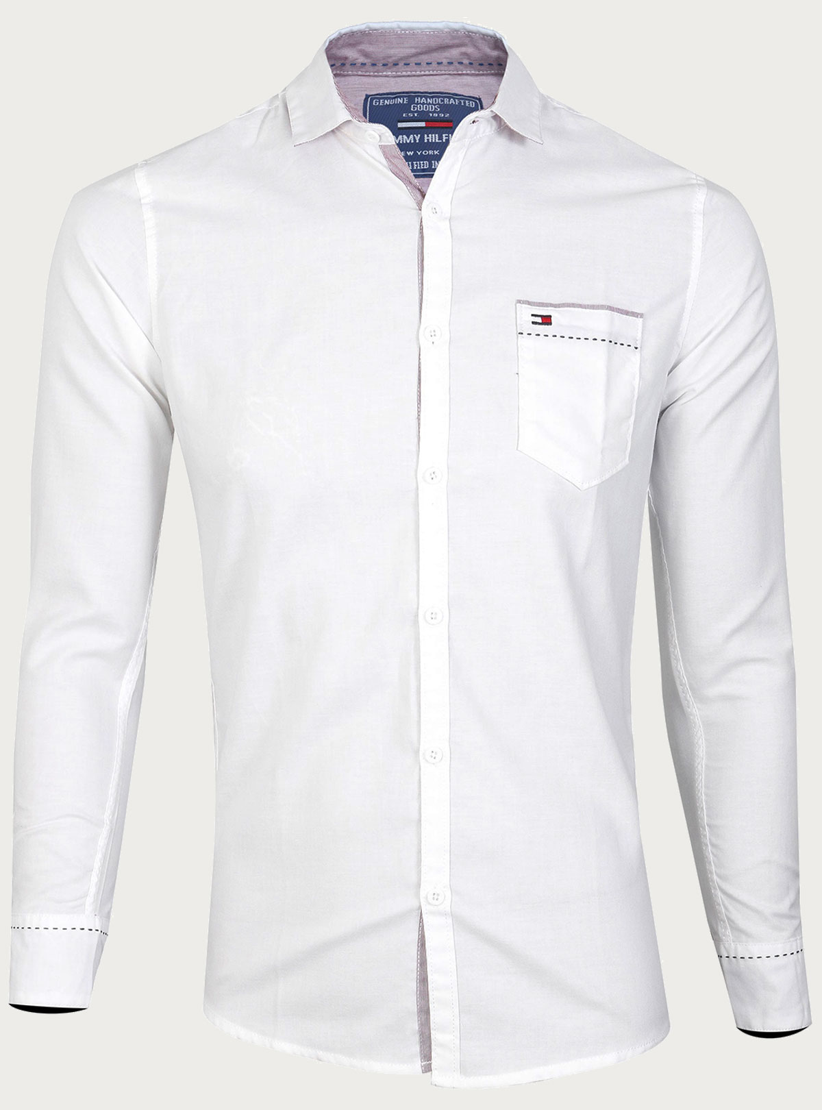 STYLISH CASUAL SHIRT BY-TOMMY HILFIGER