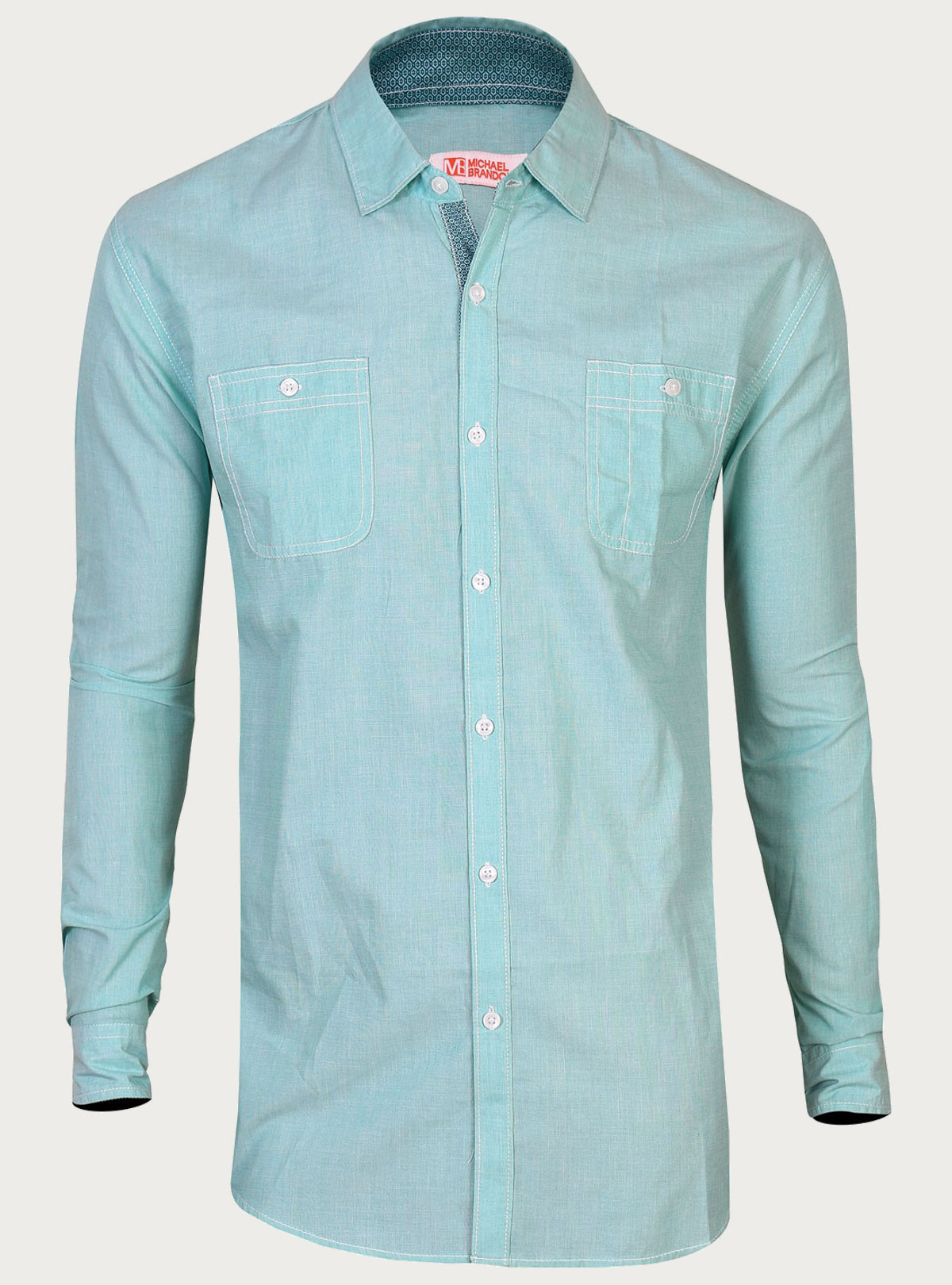 STYLISH CASUAL SHIRT BY - MICHEL BRANDON