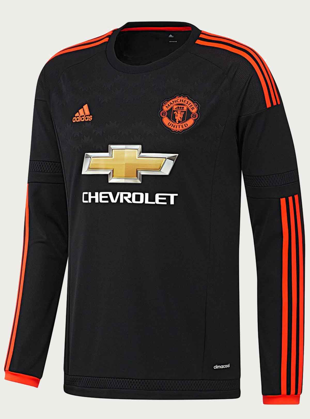 Manchester United Away Full Sleeve Jersey 2015-16