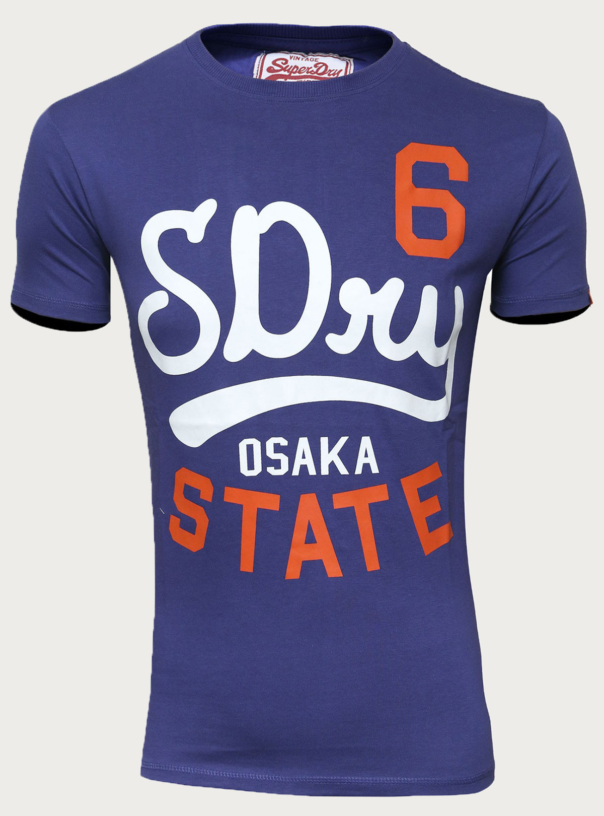 Round T-Shirt By - Superdry