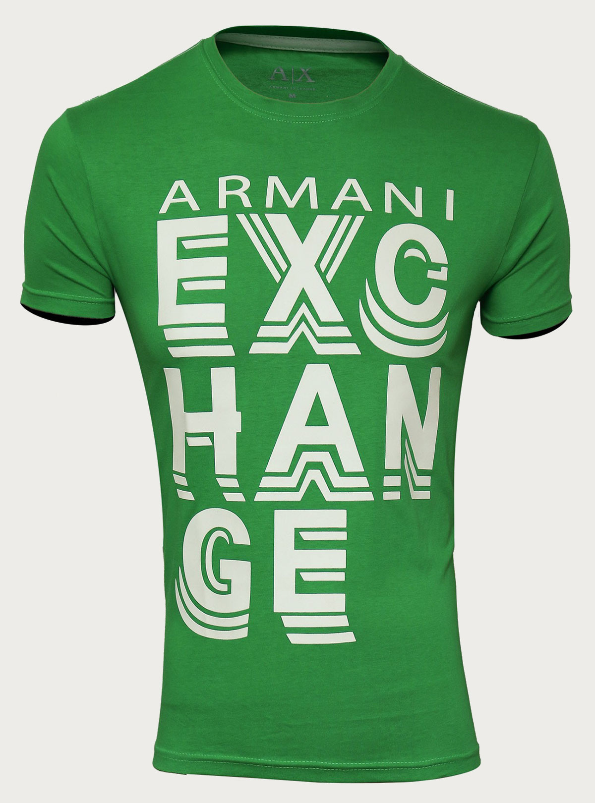 Round T-Shirt By - Armany Exchange