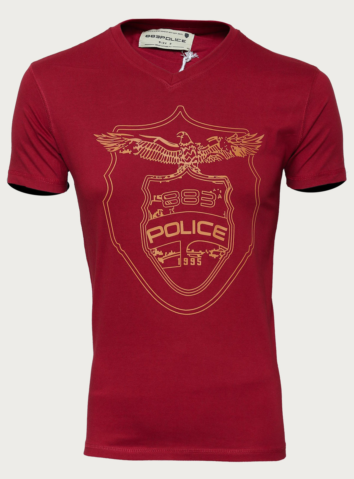 Round T-Shirt By - Police