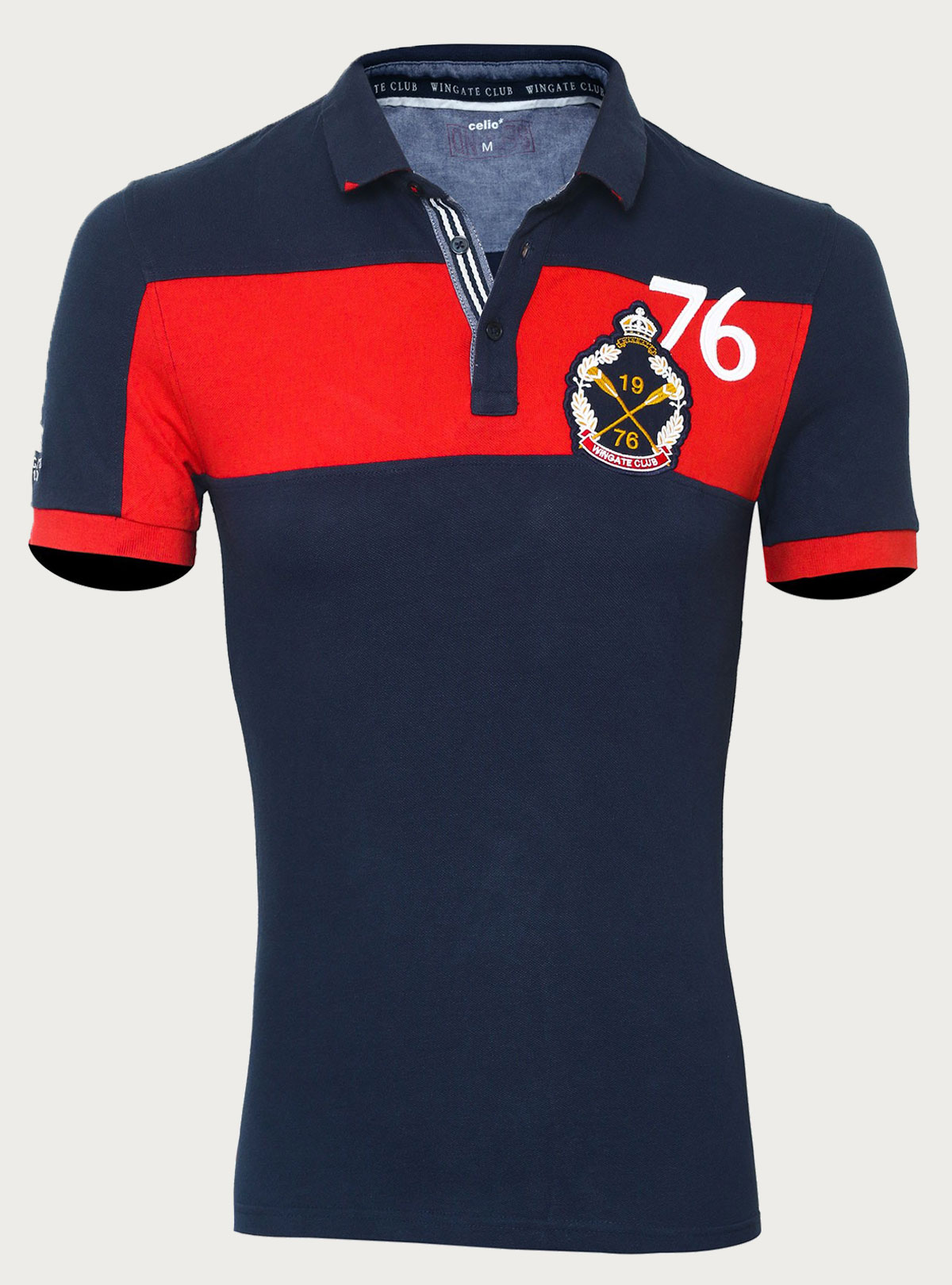 STYLISH POLO T-SHIRT BY-CELIO