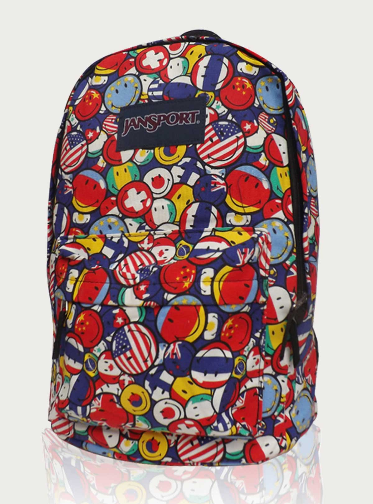 JANSPORTS Smiley Campus Backpack