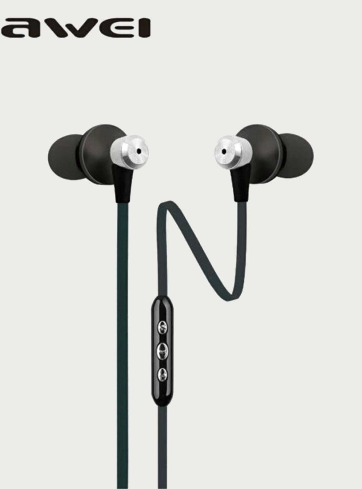 Awei 850vi In-Ear Wired Earphone with Mic
