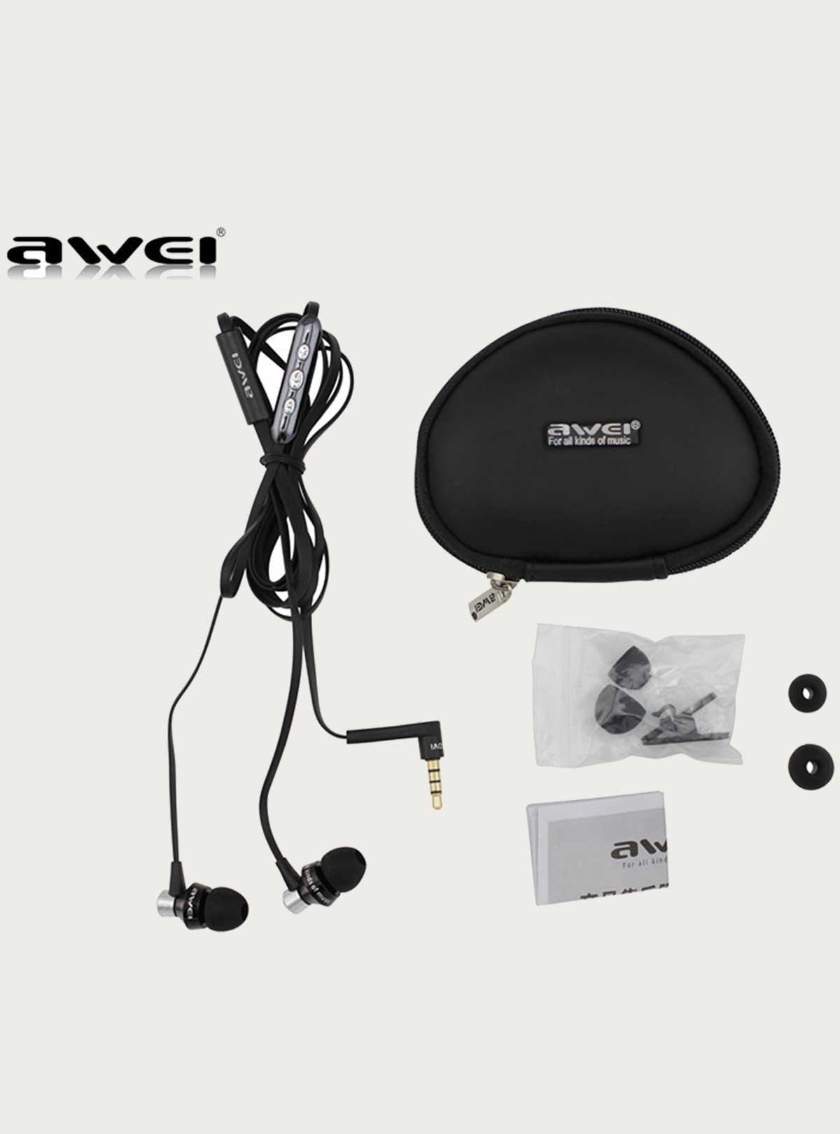 AWEI S950vi High Performance In-ear Stereo Earphones