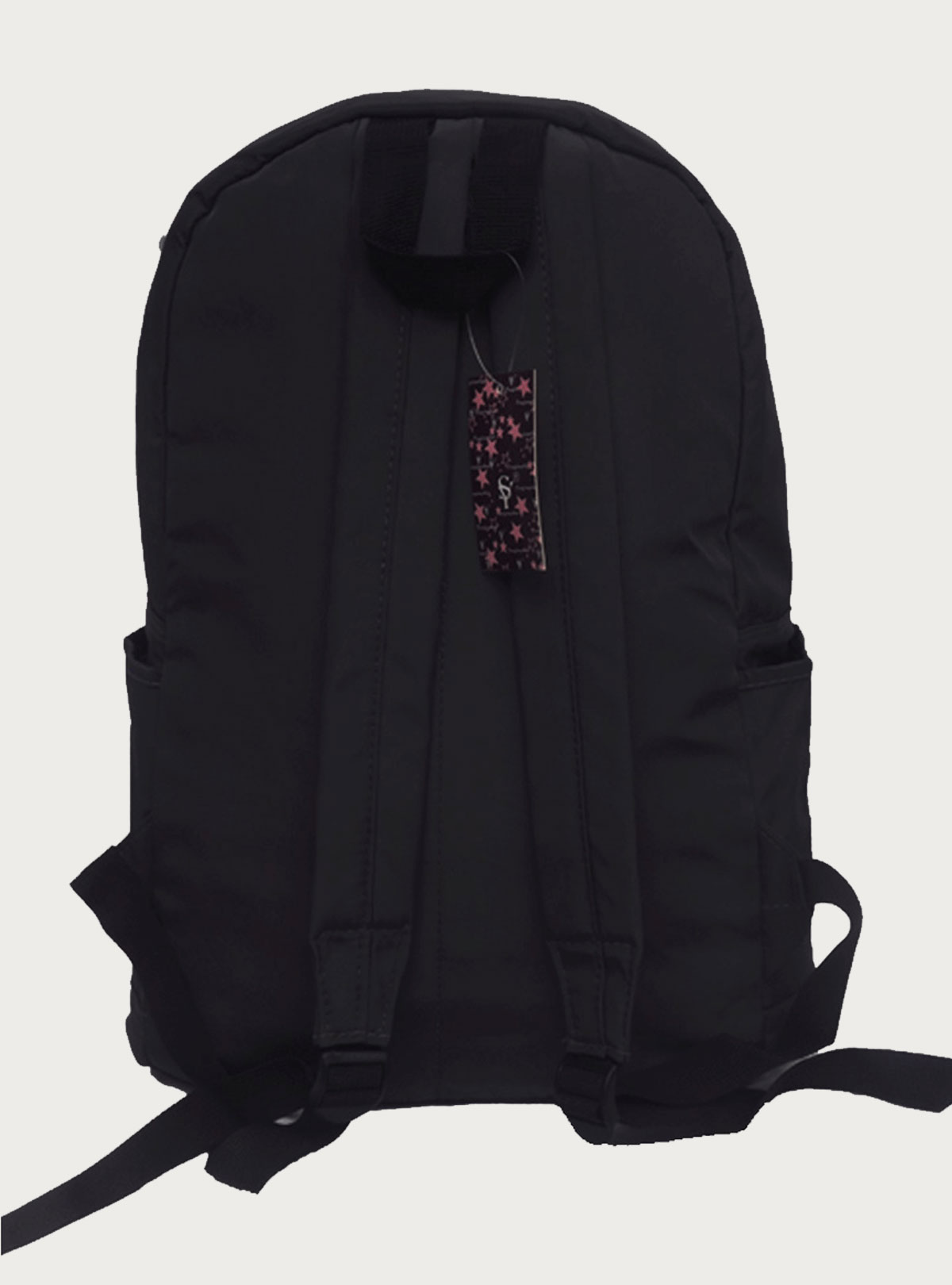 Demons Eye Campus Backpack  Black