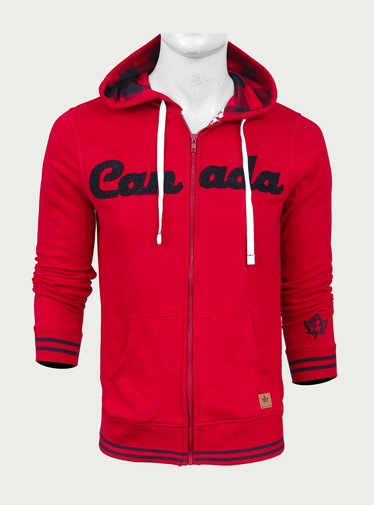 Winter Hoodie Sweater By CANADA