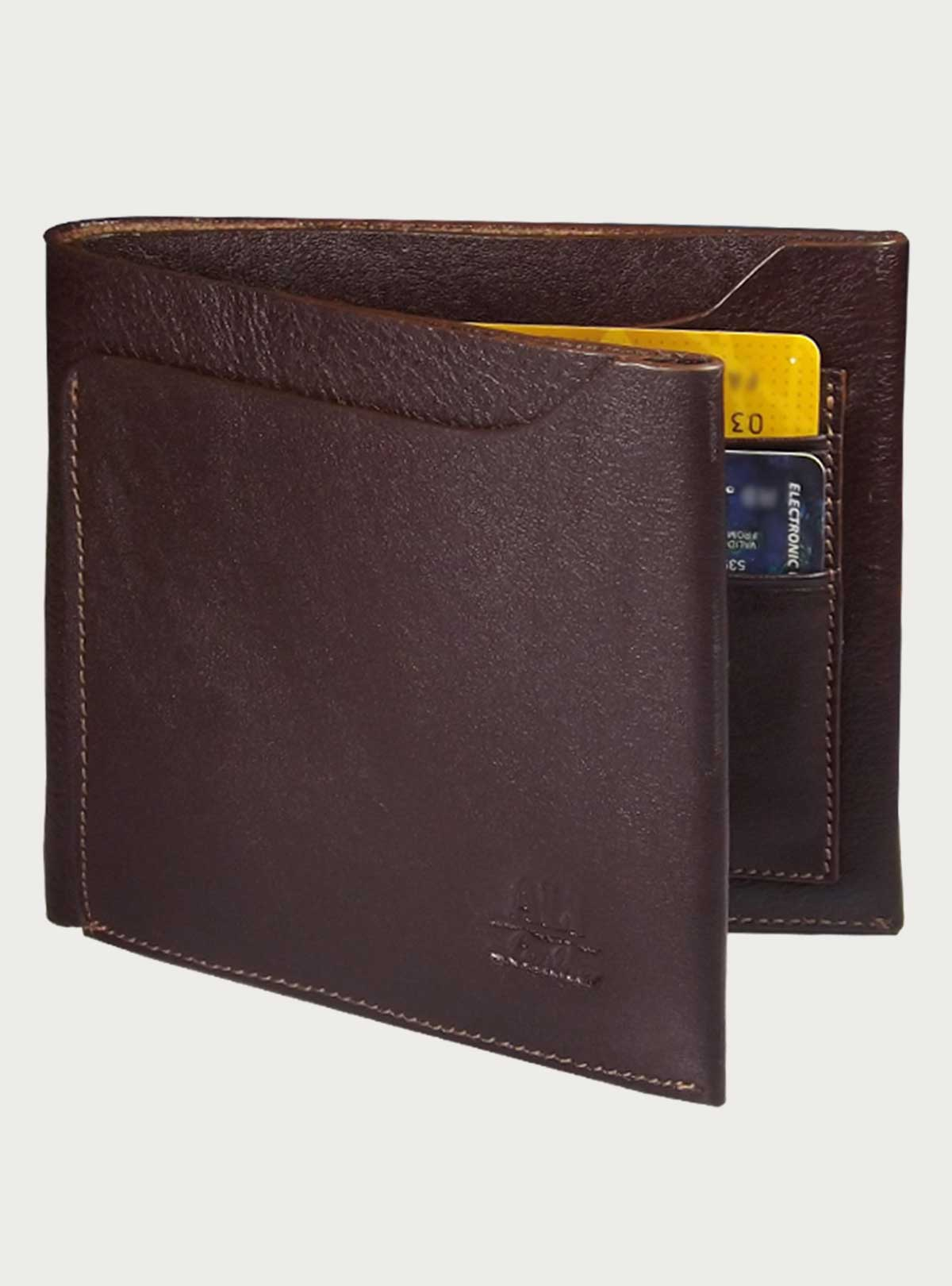 Front Pocket Leather Wallet AR78