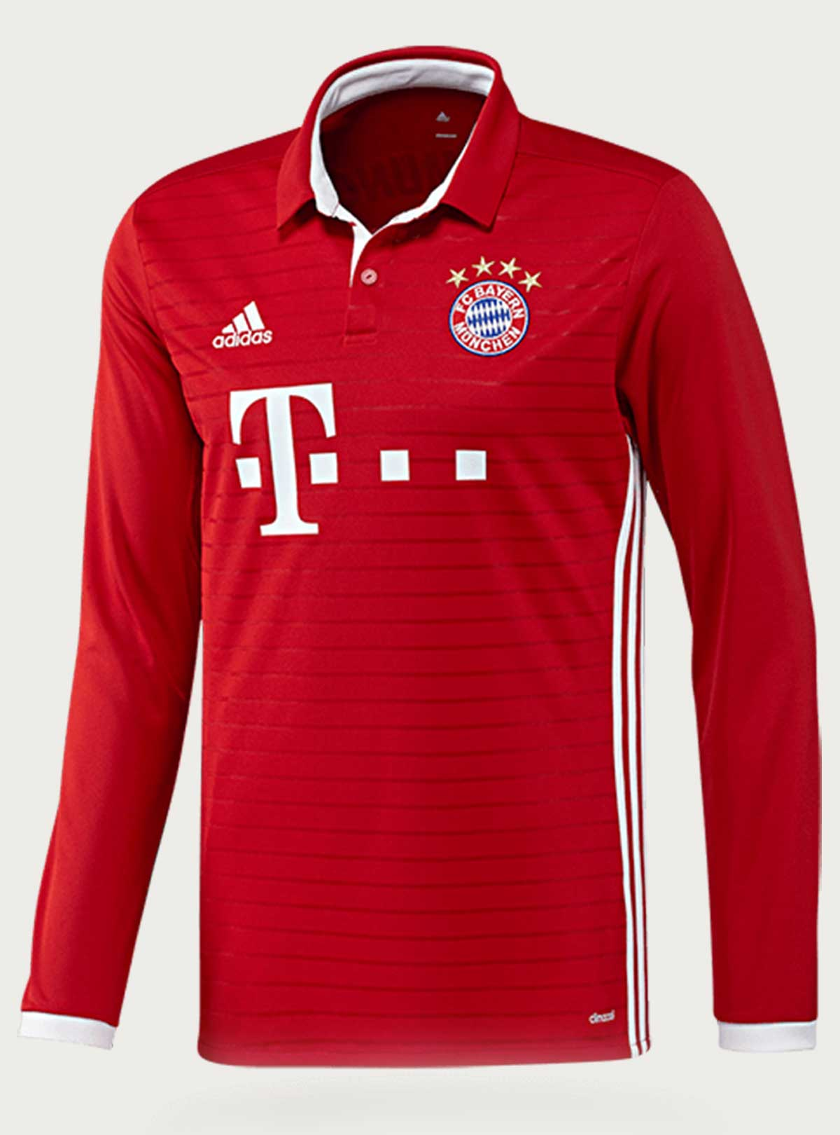 Bayern Munich Full Sleeve Home Jersey 2016-17