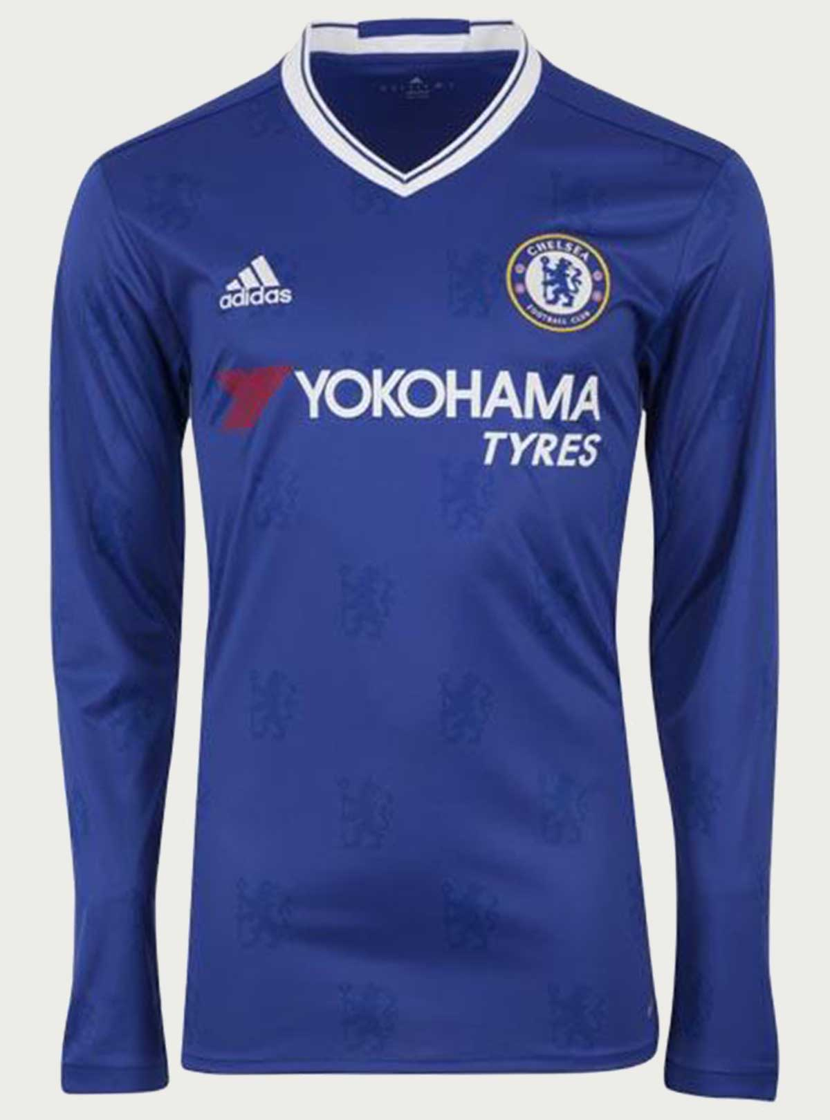 Chelsea Full Sleeve Home Jersey 2016-17