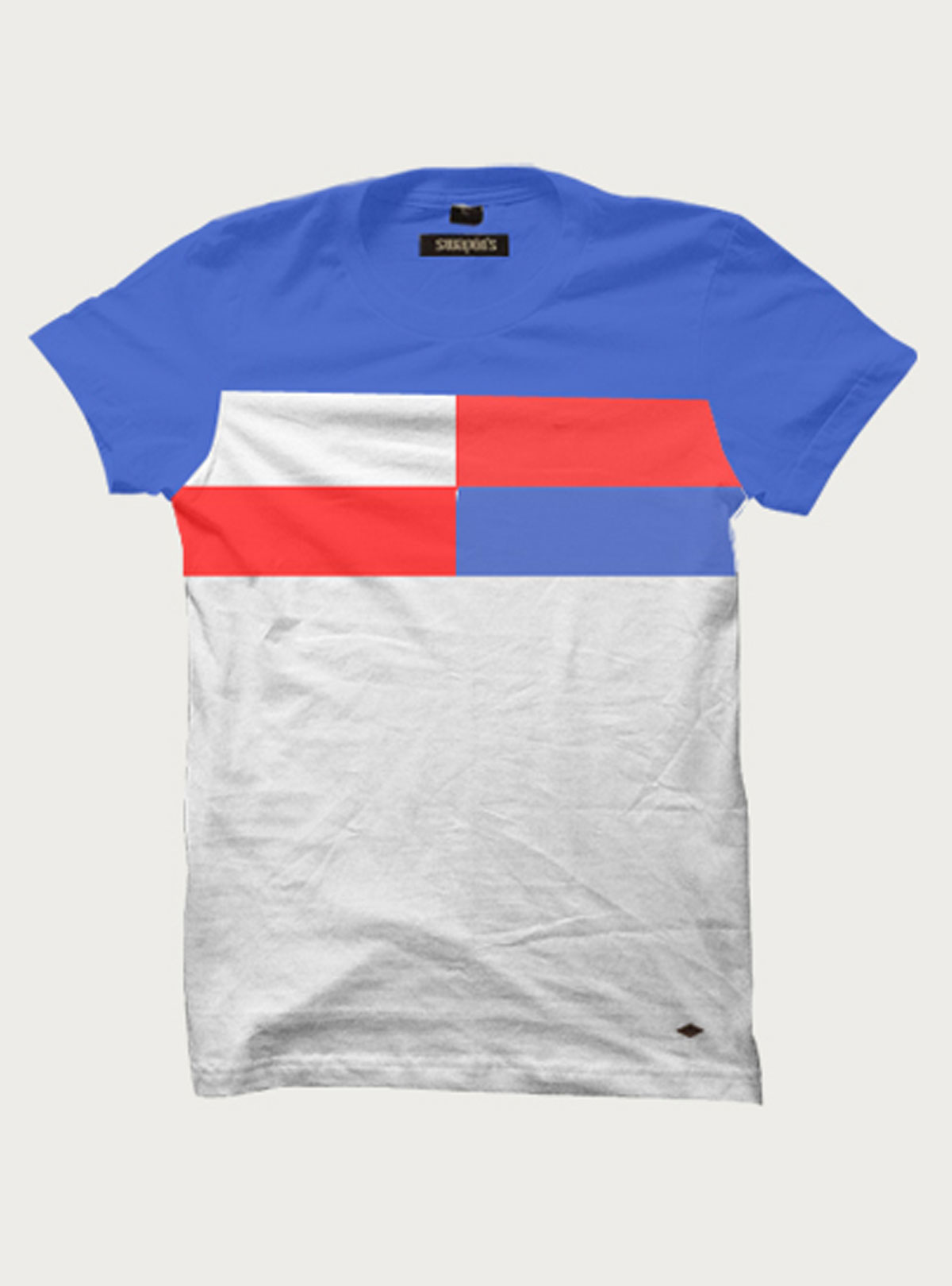 Stylish ROUND T-SHIRT by swapon's World