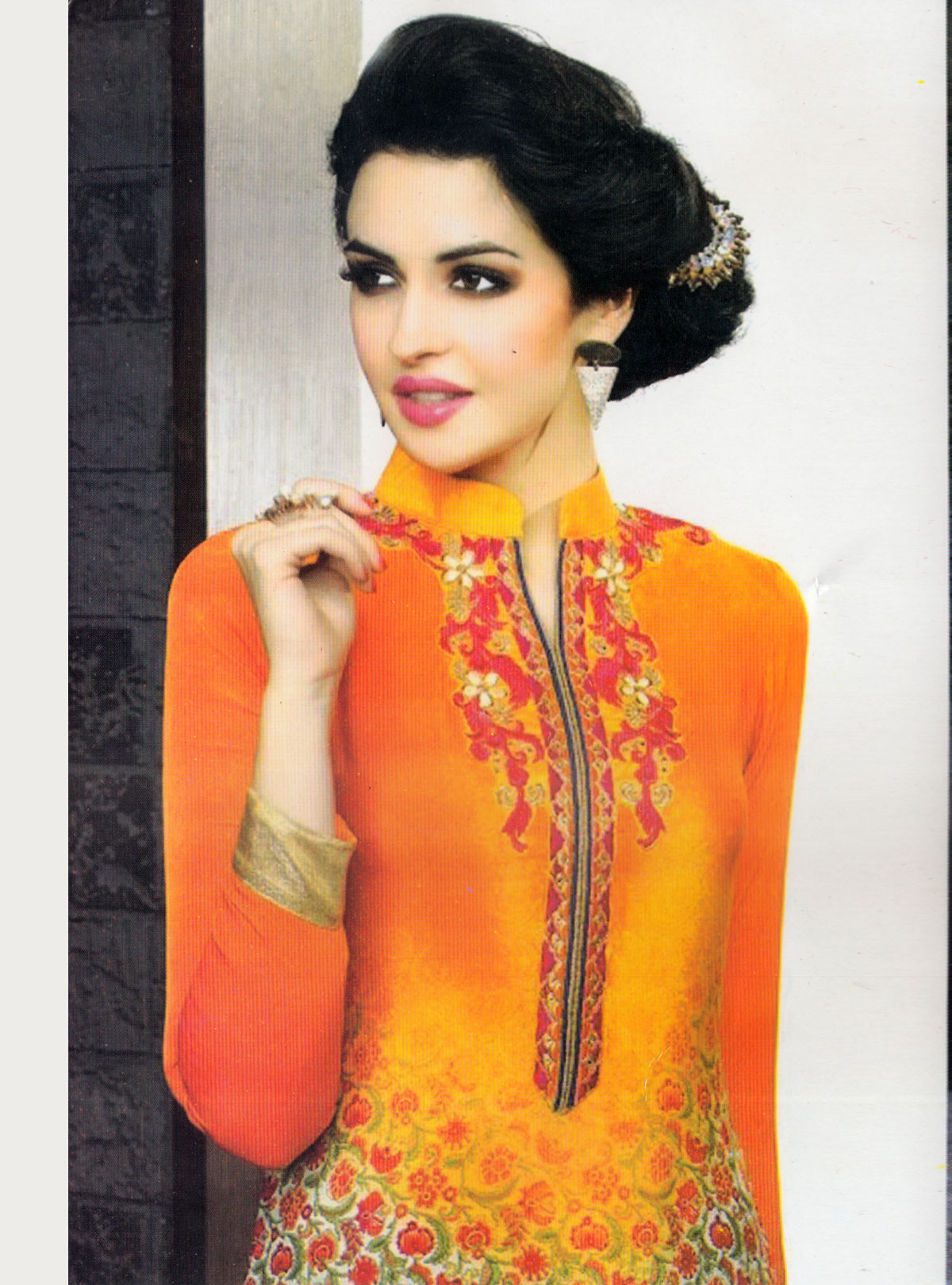 FESTIVE COLLECTION (SALWAR KAMIZ SET)
